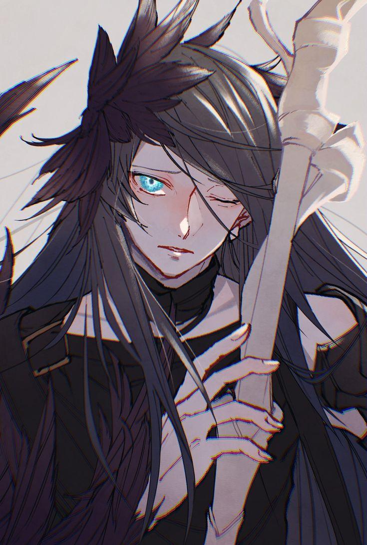 Granblue Sariel in 2020 Anime art fantasy, Anime, Anime