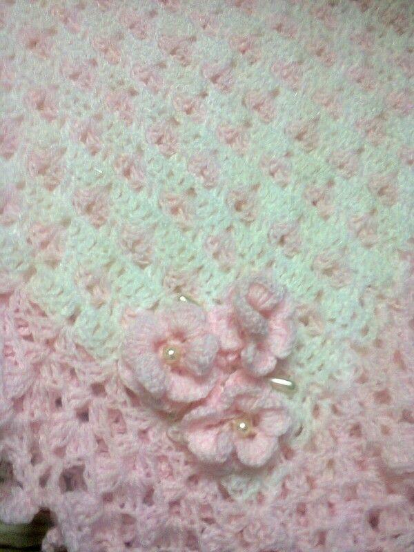 Mejores 666 imágenes de Crochet blanket en Pinterest | Bordado ...