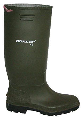 Dunlop, Bottes pour Homme - Vert - 38 - Chaussures dunlop (*Partner-