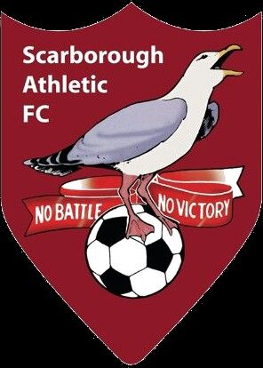 Scarborough Athletic crest.