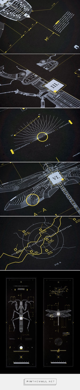 Mechanical Insects by Marton Borzak