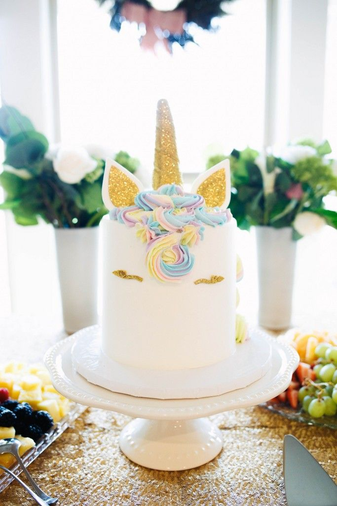 Baby Shower, Unicorn Cake, Katey McFarlan, Chronicles of Frivolity