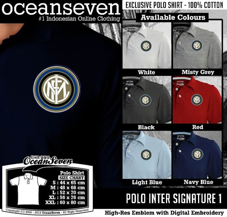 polo inter milan signature 1