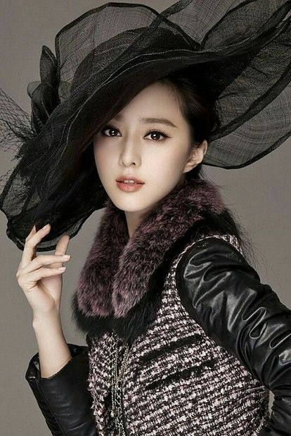 Artist nude: Fan Bing Bing chinese actress