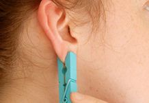Put a Clothespin on Your Ear and Something Amazing Happens
