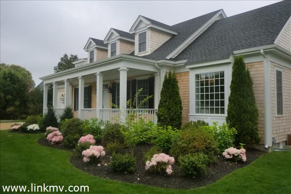 landscaping cape cod style home   Stoney Hill Realty - Martha's Vineyard Real Estate - Martha's Vineyard ...