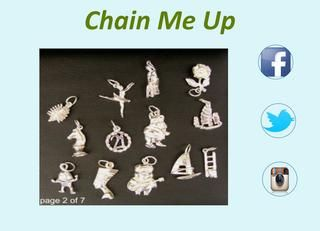 Best Silver Charms Made In Australia  Quality solid silver charms for sale can be hard to come by in today's market. Jewellery retailers either raise the price beyond the actual worth of their charms or the quality is lower than you would expect.   https://www.chain-me-up.com.au/solid-gold-charms-sterling-silver-charms.asp