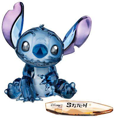 Swarovski Disney Collection - Lilo & Stitch