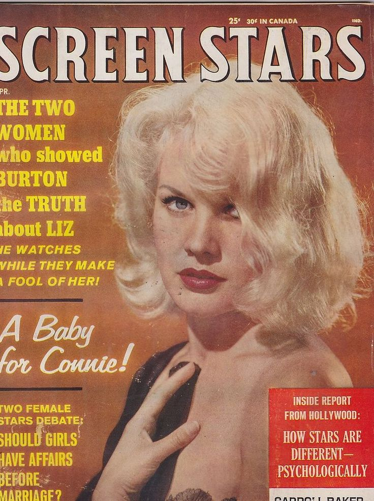 17+ Best Images About 1960s Film Magazines On Pinterest