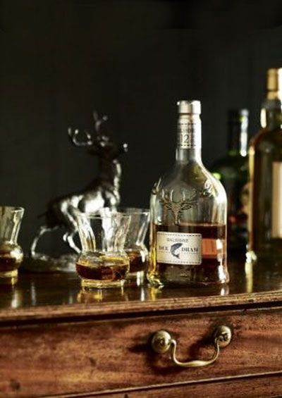 Rew Elliott: Of Character and Charm: Thistle glasses