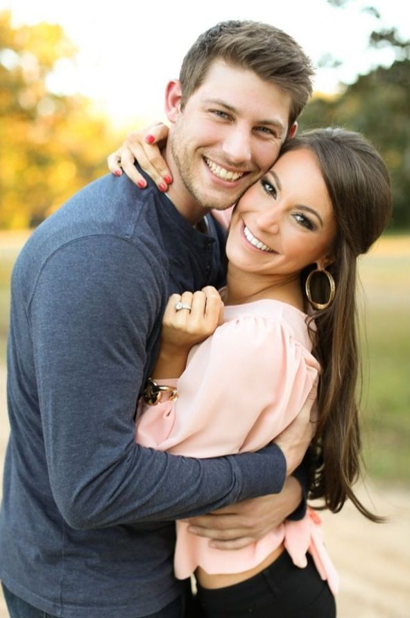Pebble Hill Plantation Engagement Session by Anna K. Photography