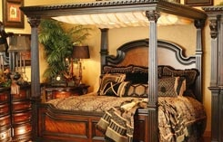 Hemispheres Furniture Store Grand Estates Canopy Bedroom By Fairmont The House You 39 Re Building