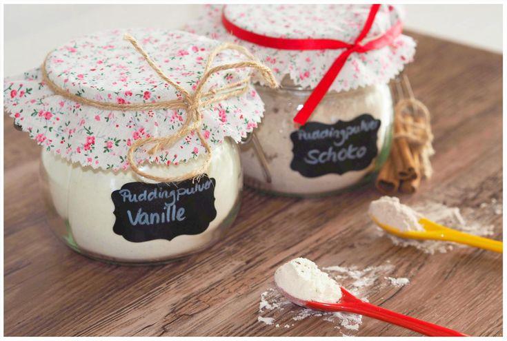 Pudding kann man ganz ohne Tütchen herstellen. In kürzester Zeit ist das Puddingpulver auf Vorrat gemixt und man kann selbstgemachten Pudding zaubern.