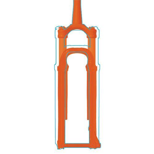 Die 32 Step-Cast (SC) Factory Series Gabelplattform von FOX ist für sehr ambitionierte XC-Fahrer konzipiert. Sie ist die leichteste Federgabel die FOX je gebaut hat. Dank ihrer integrierten Spitzentechnologien, dem ferngesteuerten Luftfedersystem Float und dem Patronensystem FIT4 hervorragend für anspruchsvolle Trails geeignet. Die für einen 100 mm Federweg optimierte Gabel ist auch in der 15 x 110 mm Boost-Achsenvariante erhältlich.