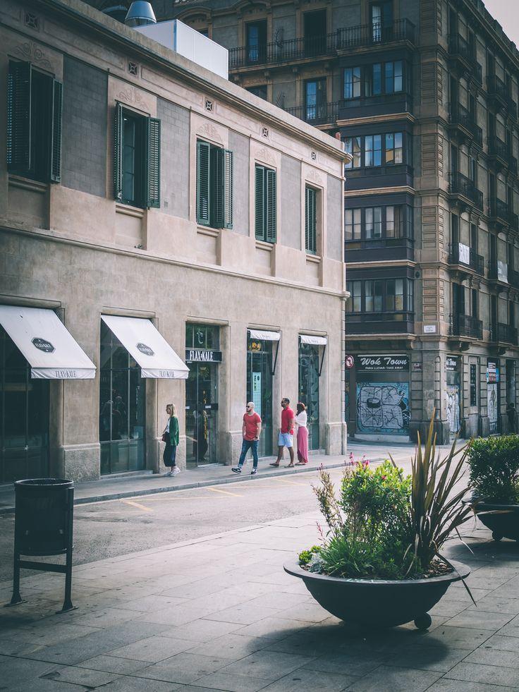 Das Flax&Kale in Barcelona ist DER Hotspot für alle Health Foodies...