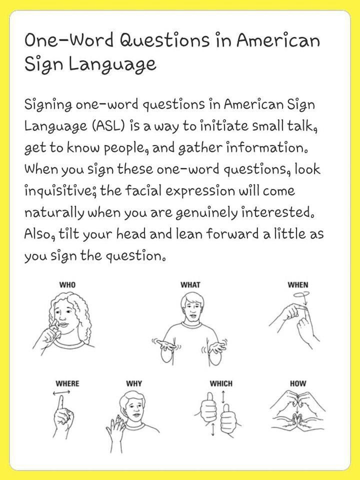 american sign language essay example 1 About american sign language by karen nakamura and should not be considered in any way to be a broken, mimed, or gestural form of english in terms of syntax, for example, asl has a topic often geared to the friends and family of deaf people for example, the american school for.