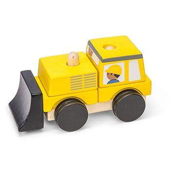Συναρμολογούμενη Ξύλινη Μπουλντόζα της Le Toy Van