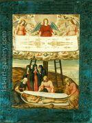 The Holy Shroud  by Giovanni Battista della Rovere
