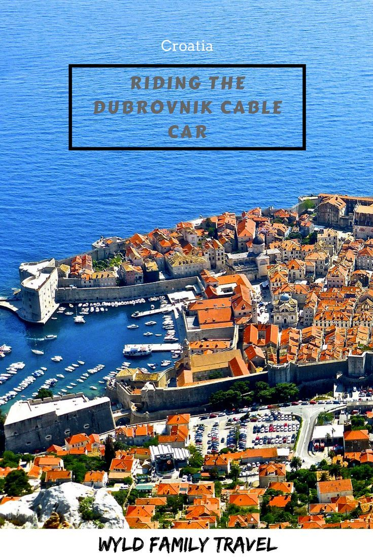The Dubrovnik Cable Car is one of the tops attractions in Dubrovnik. It provides amazing views of the Adriatic coast line. There is even a fortress to explore.  ---------------------------------------------------- Things to do in Dubrovnik | What to see in Dubrovnik | Dubrovnik with kids | best things to see in Dubrovnik | Old town in Dubrovnik | Croatian beaches |