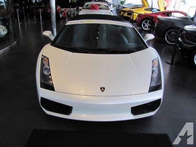 2007 Lamborghini Gallardo for Sale in Dania, Florida Classified | AmericanListed.com
