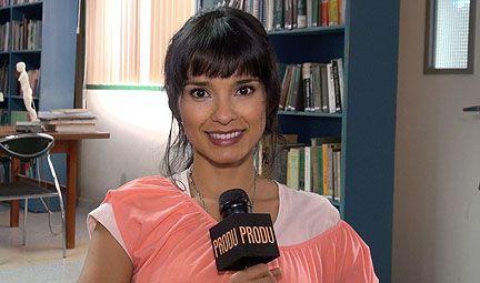 Paola Rey protagoniza la serie Sala de urgencias
