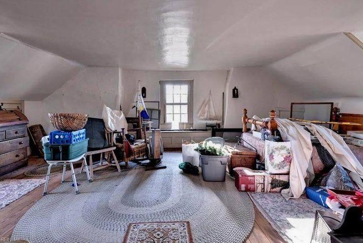 1797 atkinsonking house in smithfield virginia old