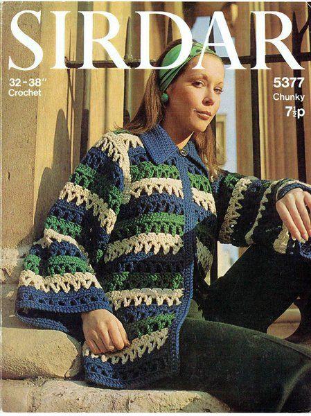 781 besten Vintage Knit and Crochet Patterns for Women Bilder auf ...