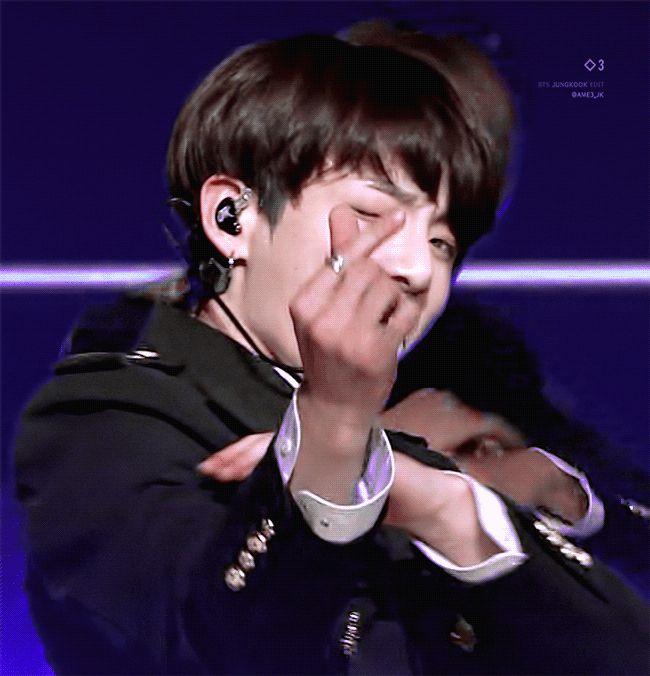 171229 방탄소년단• KBS Gayo Daechukje ♡ #Jungkook