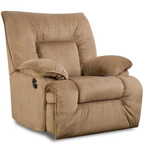 franklin furniture - touchdown faux leather 3 piece reclining