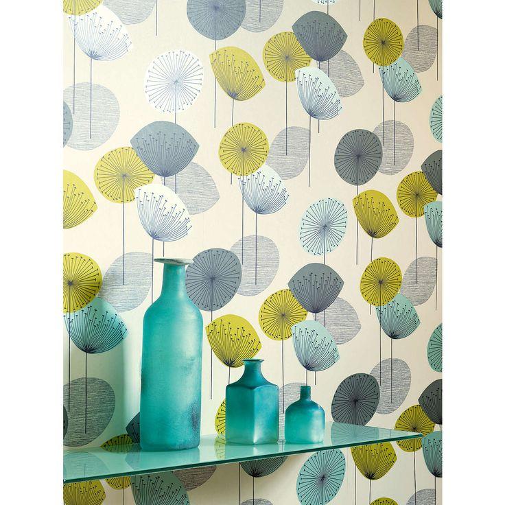 Best 25 clock wallpaper ideas on pinterest dandelion - Sanderson dandelion clocks wallpaper ...