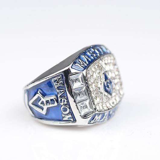 Shaq's Masonic Ring Replica - Championship Masonic Ring