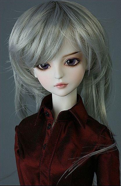 Envío Libre 1/3 (60 cm) Sha 1/3 muñecas bjd en venta (incluyen el maquillaje y los ojos)