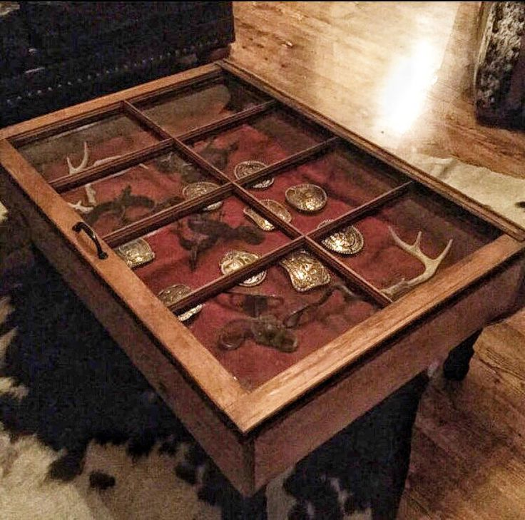 Old Window Coffee Table Shadow Box: 1000+ Ideas About Shadow Box Coffee Table On Pinterest