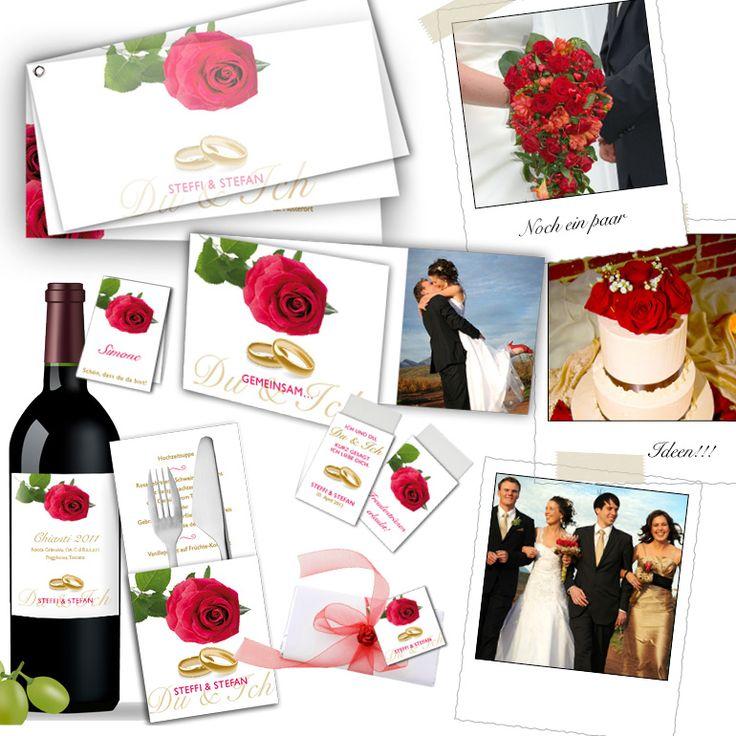 327 besten Florale & romantische Hochzeitseinladungen Bilder auf