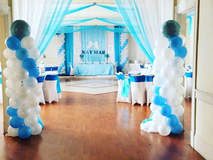 Blue Party Decorating Ideas 522 best baptism party ideas images on pinterest | baptism party
