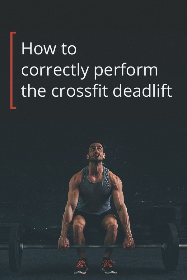 This seemingly simple movement carries the stigma of being dangerous for your back. But actually, the only thing dangerous about deadlifting is not knowing the proper form.