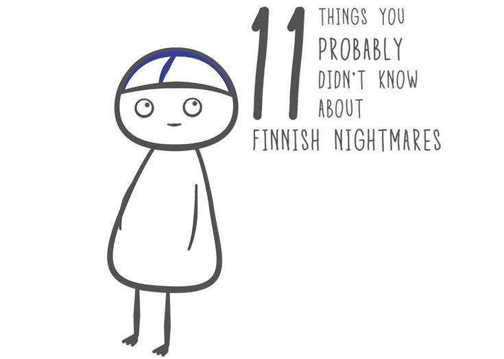 11 things you probably didn't know about Finnish Nightmares