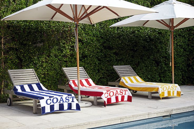 Get ready for summer with the COAST Lux Beach Towels #flybuysnz #300pts