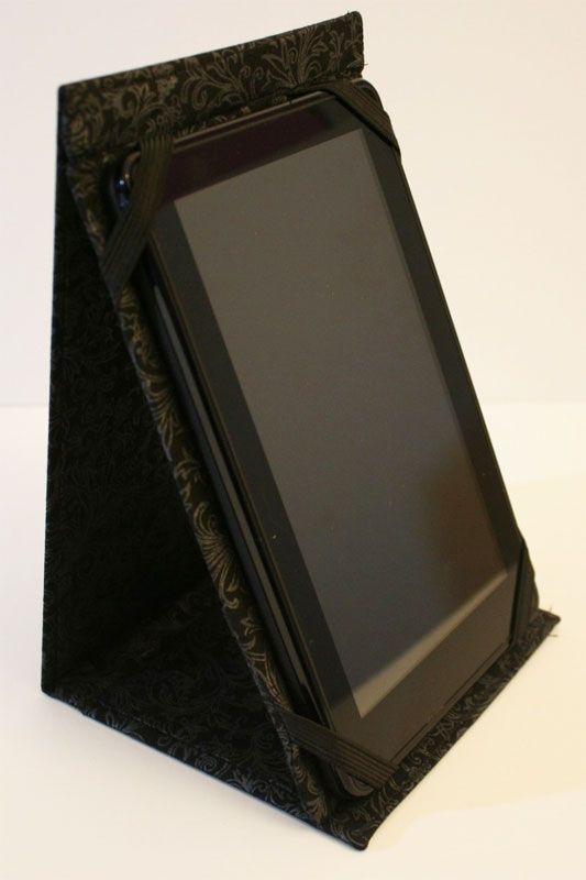 custom DIY kindle fire case. I have made this twice because I wore the first one out! SEW