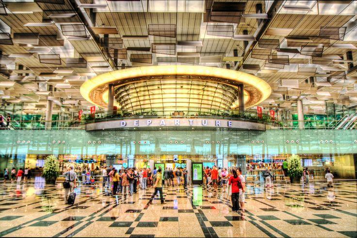 【衝撃画像】世界一に選ばれたシンガポールの空港が凄すげえええええええええええええええ:哲学ニュースnwk