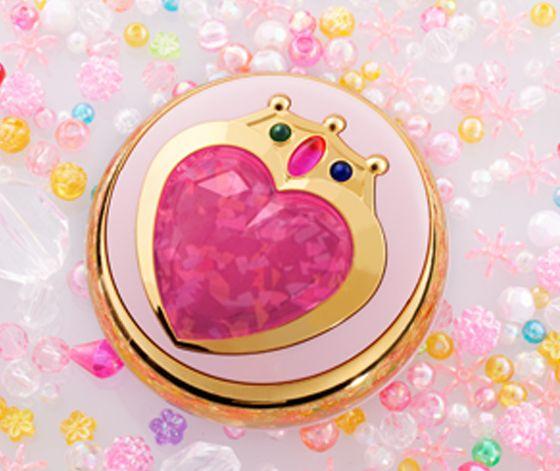 """sailor moon"" ""sailor moon merchandise"" ""sailor moon compact"" ""sailor moon toys"" ""sailor moon locket"" ""sailor chibimoon"" chibiusa ""prism heart"" ""moonlight memory"" ""neo queen serenity"" ""sailor moon collectibles"" anime Japan shop bandai"