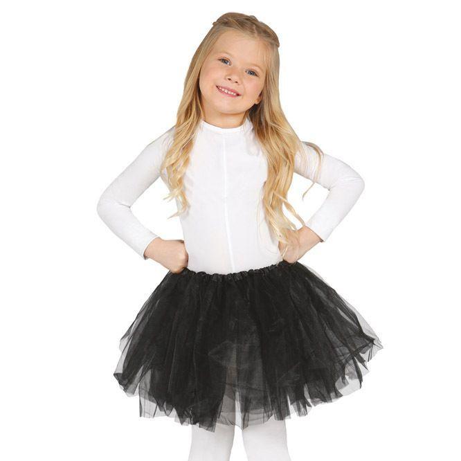 Resultado de imagen de disfraz casero niña rockera con falda de tul