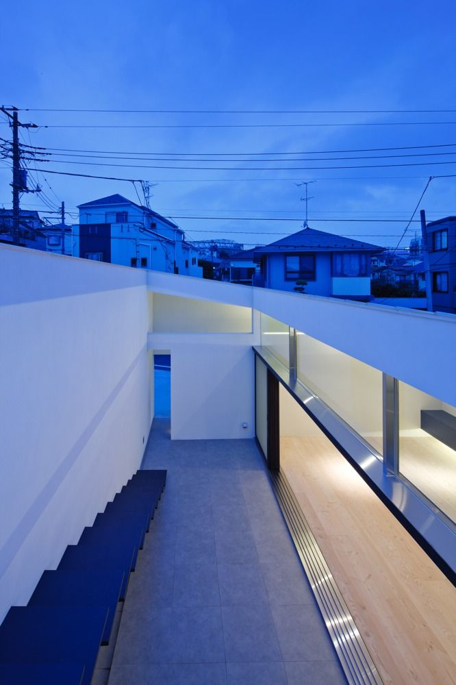 188 best architecture japonaise images on pinterest for Architecture japonaise moderne