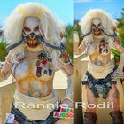 [self] Immortan Joe Gender bend Cosplay by Rannie Rodil and Cig Neutron. WITNESS HER!!!!