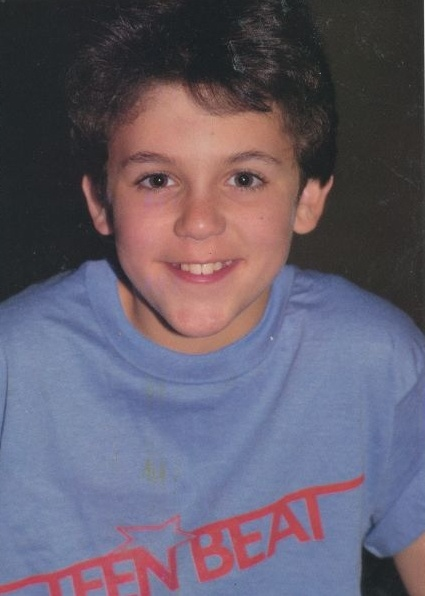 Little Fred Savage