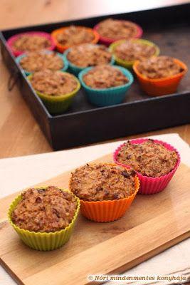 Nóri mindenmentes konyhája: Káposztás muffinok