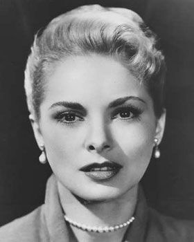 Actress Janet Leigh (1927-2004) was born in Merced CA and grew up in Stockton CA.