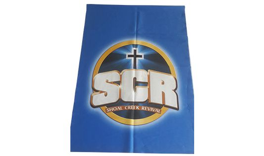 Polyester Fabric banners have a more high quality and feel than our standard Fabric banners with 100% waterproof properties of #polyester #fabric.