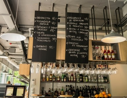 Boscaiola Bistro & Bar in Warsaw