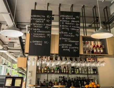 Boscaiola Bistro & Bar in Warsaw